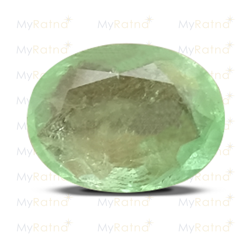 Certified Natural Emerald 4.97 Ct (Colombia) - Prime - MyRatna