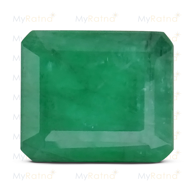 Certified Natural Emerald 5.54 Ct (Zambia) - Fine - MyRatna