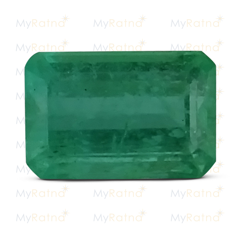 Certified Natural Emerald 2.81 Ct (Zambia) - Prime - MyRatna