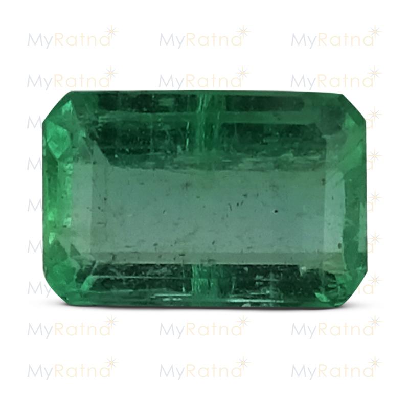 Certified Natural Emerald 2.49 Ct (Zambia) - Limited - MyRatna