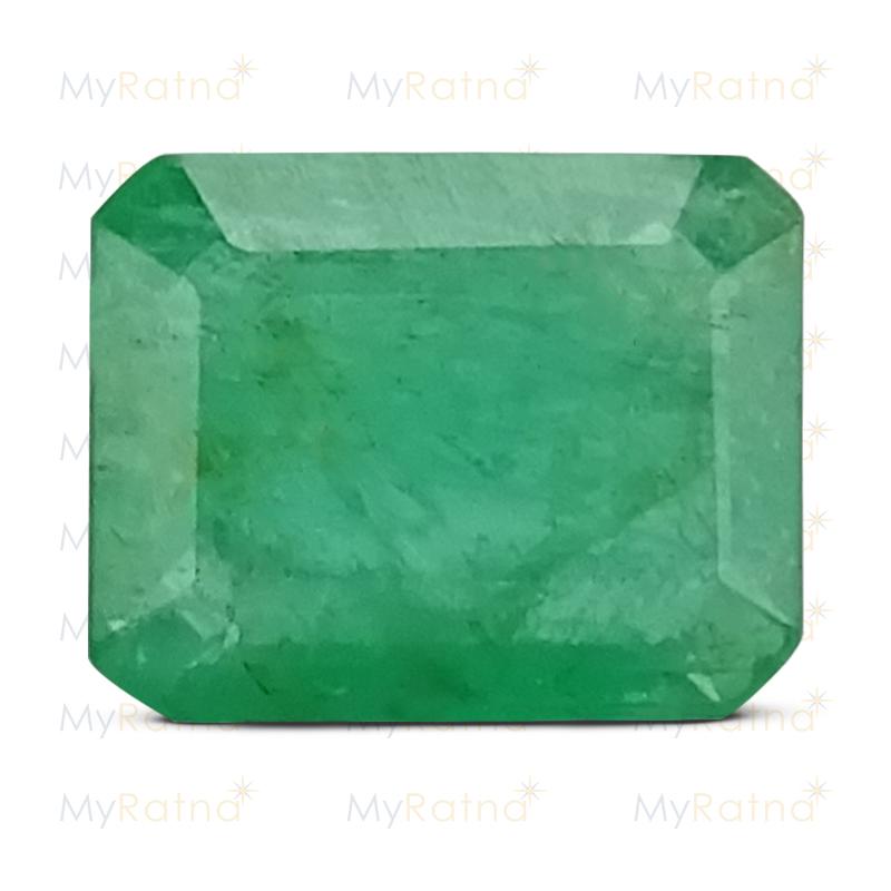 Certified Natural Emerald 1.3 Ct (Zambia) - Fine - MyRatna