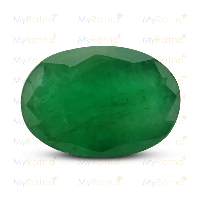 Certified Natural Emerald 4.62 Ct (Zambia) - Fine - MyRatna