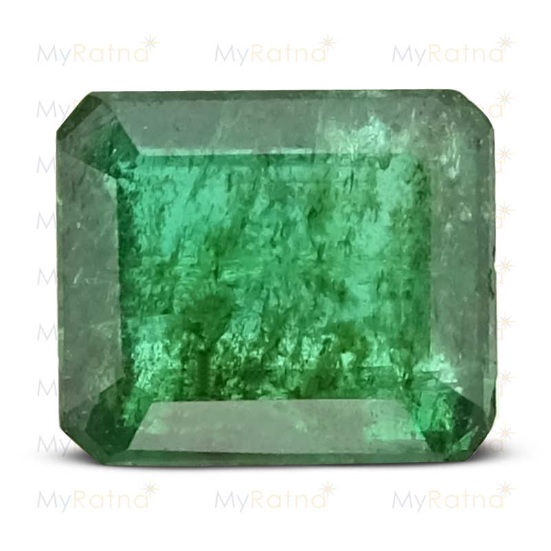 Certified Natural Emerald 2.31 Ct (Zambia) - Fine - MyRatna
