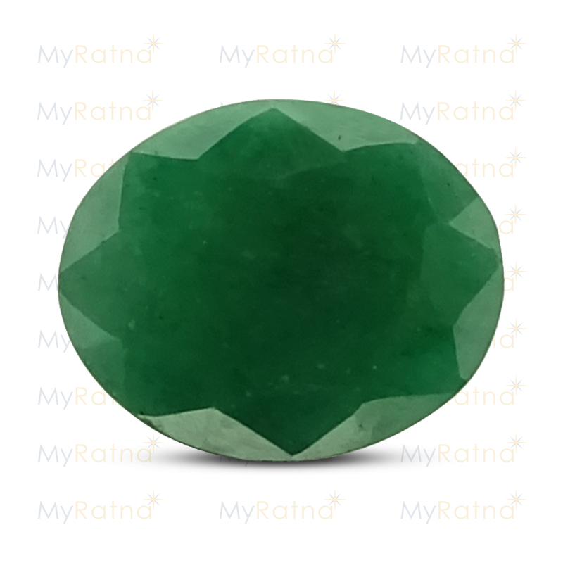 Certified Natural Emerald 5.55 Ct (Zambia) - Fine - MyRatna