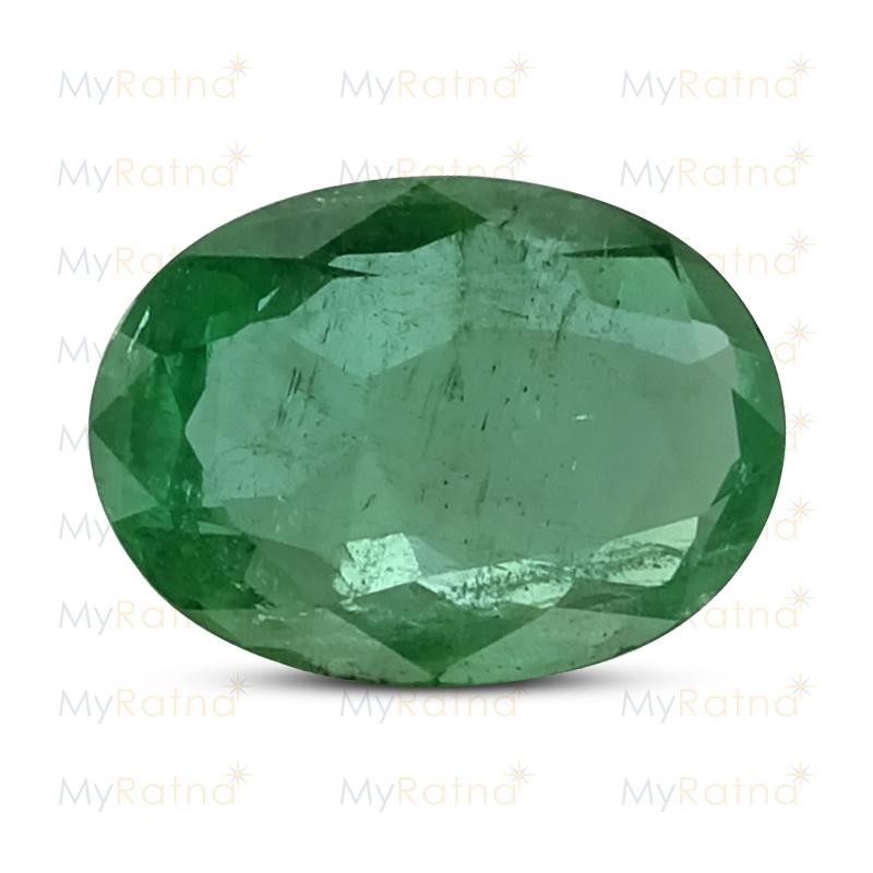 Certified Natural Emerald 4.52 Ct (Zambia) - Limited - MyRatna