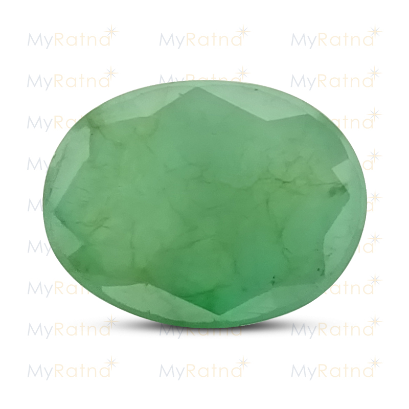 Certified Natural Emerald 4.68 Ct (Zambia) - Fine - MyRatna