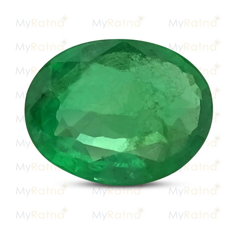 Certified Natural Emerald 0.92 Ct (Zambia) - Limited - MyRatna
