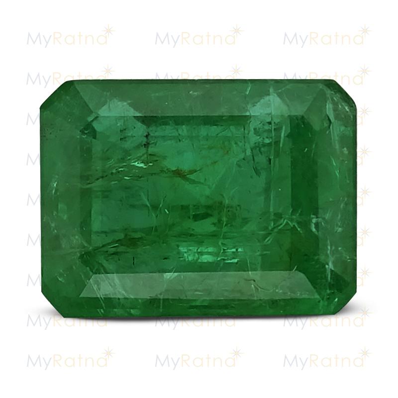 Certified Natural Emerald 8.83 Ct (Zambia) - Limited - MyRatna