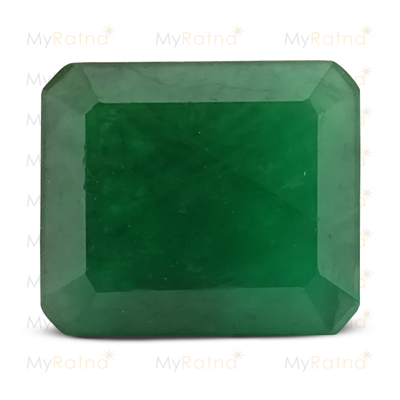Certified Natural Emerald 5.26 Ct (Zambia) - Fine - MyRatna