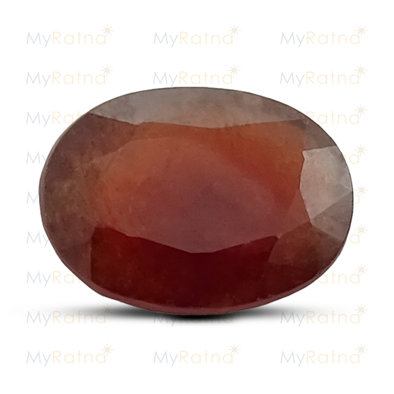 Certified Natural Hessonite Garnet 7.85 Ct (Africa) - Prime - MyRatna