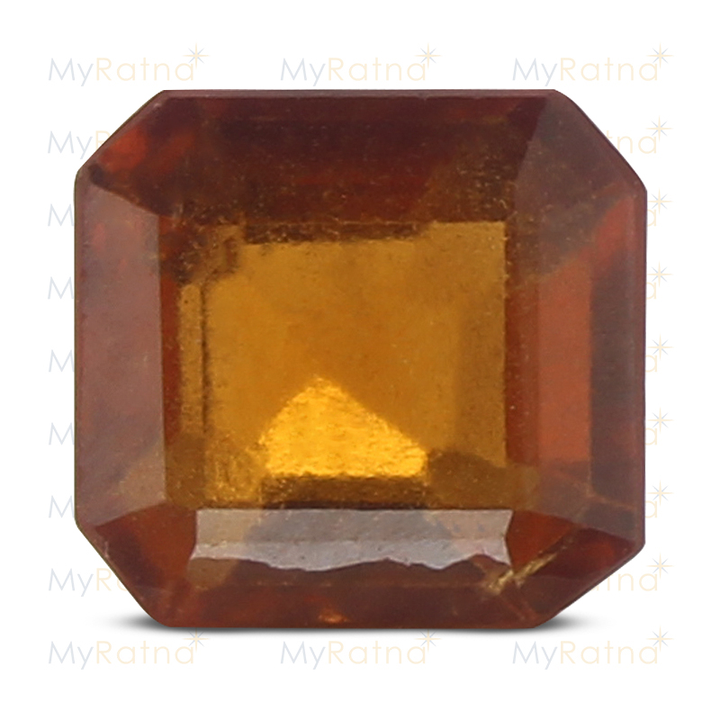 Certified Natural Hessonite Garnet 3.52 Ct (Ceylon) - Limited - MyRatna