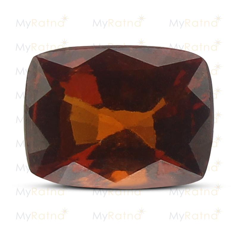 Certified Natural Hessonite Garnet 3.71 Ct (Africa) - Limited - MyRatna