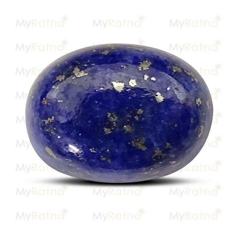Certified Natural Lapis Lazuli 6.15 Ct - Prime - MyRatna