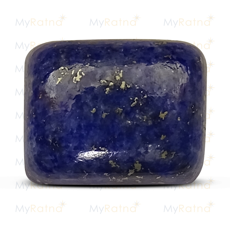 Certified Natural Lapis Lazuli 4.9 Ct - Limited - MyRatna