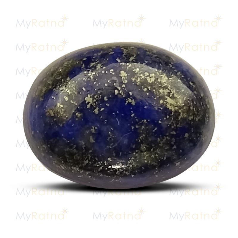 Certified Natural Lapis Lazuli 5.58 Ct - Prime - MyRatna