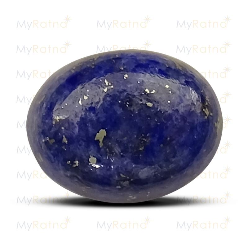 Certified Natural Lapis Lazuli 4.24 Ct - Prime - MyRatna