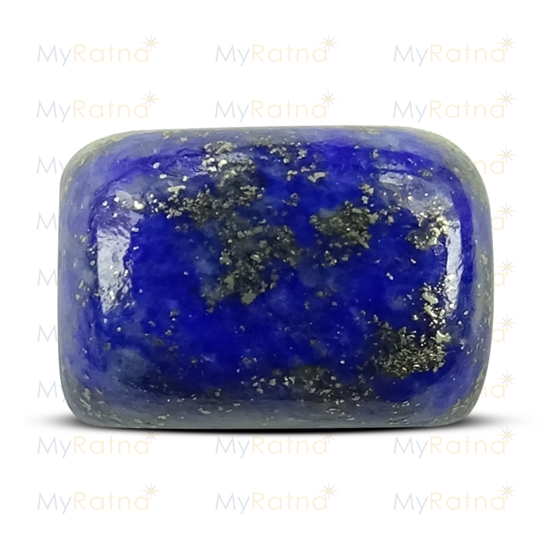 Certified Natural Lapis Lazuli 3.74 Ct - Limited - MyRatna