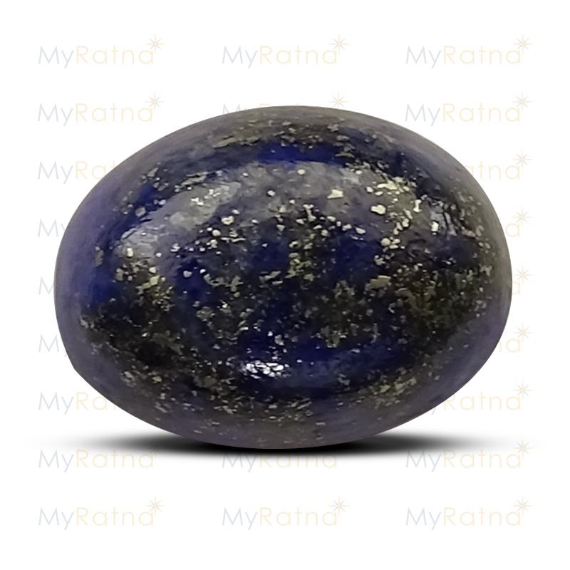 Certified Natural Lapis Lazuli 3.38 Ct - Prime - MyRatna