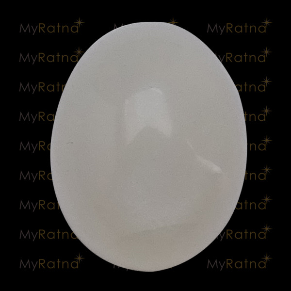 Certified Natural Moonstone Gemstone 7.68 Ct (India) - Prime - MyRatna