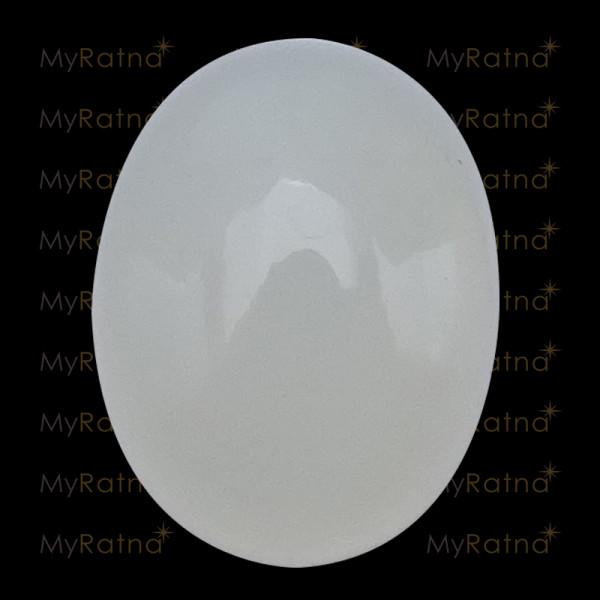 Certified Natural Moonstone Gemstone 9.6 Ct (India) - Prime - MyRatna