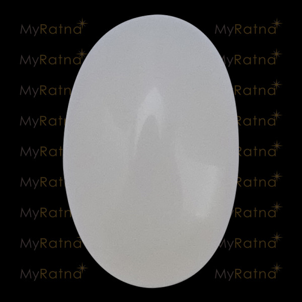 Certified Natural Moonstone Gemstone 7.03 Ct (India) - Prime - MyRatna