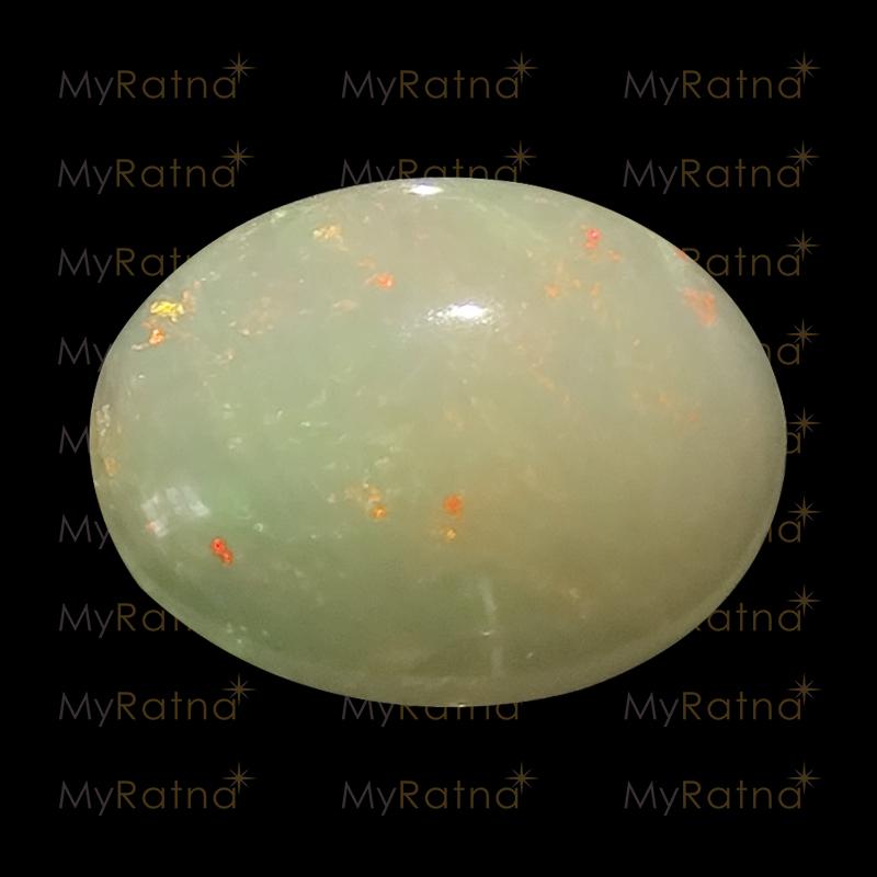 Certified Natural Opal 5.29 Ct (Ethiopia) - Prime - MyRatna