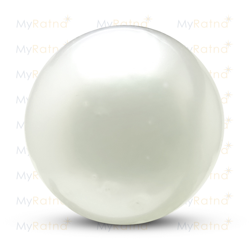 Certified Natural Pearl 4.23 Ct (South Sea) - Prime - MyRatna