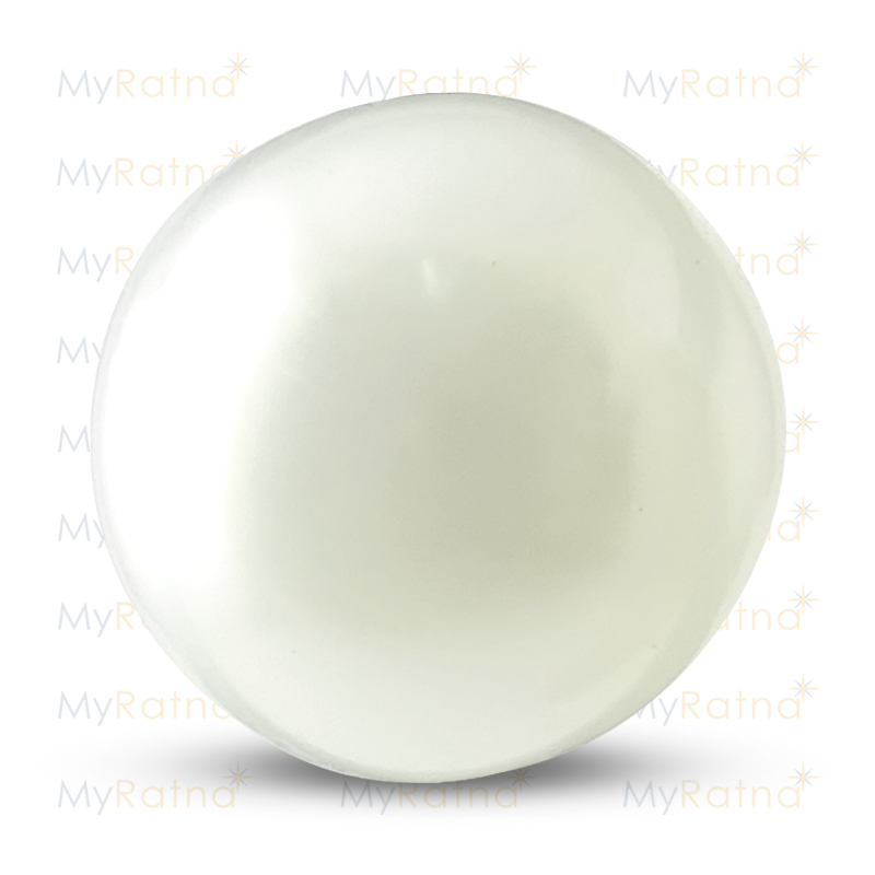 Certified Natural Pearl 4.53 Ct (South Sea) - Prime - MyRatna