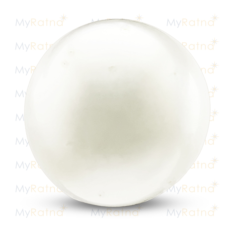 Certified Natural Pearl 4.12 Ct (South Sea) - Prime - MyRatna