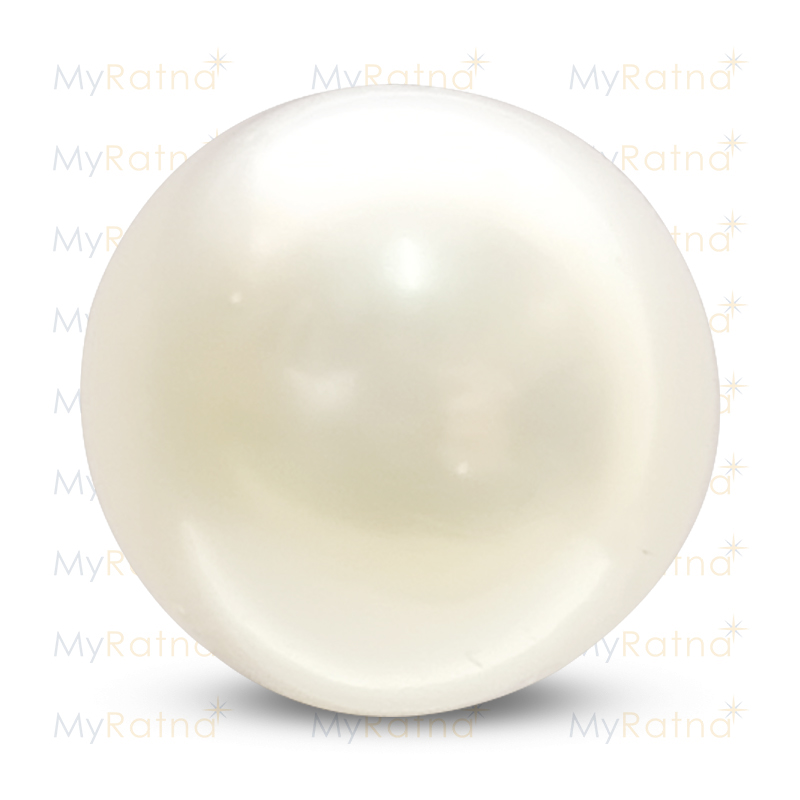 Certified Natural Pearl 5.36 Ct (South Sea) - Prime - MyRatna