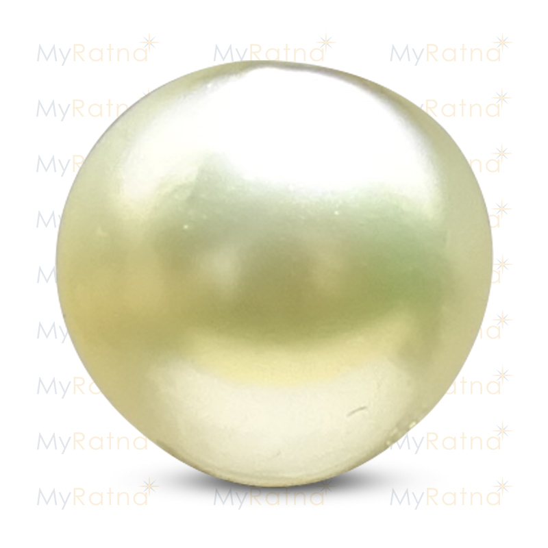 Certified Natural Pearl 5.65 Ct (South Sea) - Prime - MyRatna
