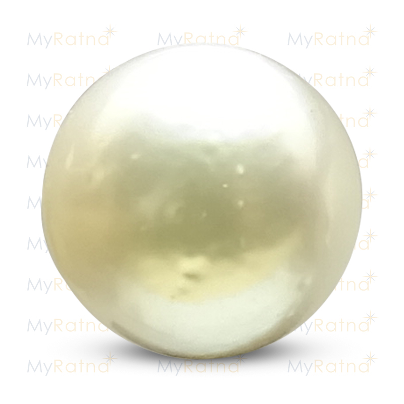 Certified Natural Pearl 5.08 Ct (South Sea) - Prime - MyRatna