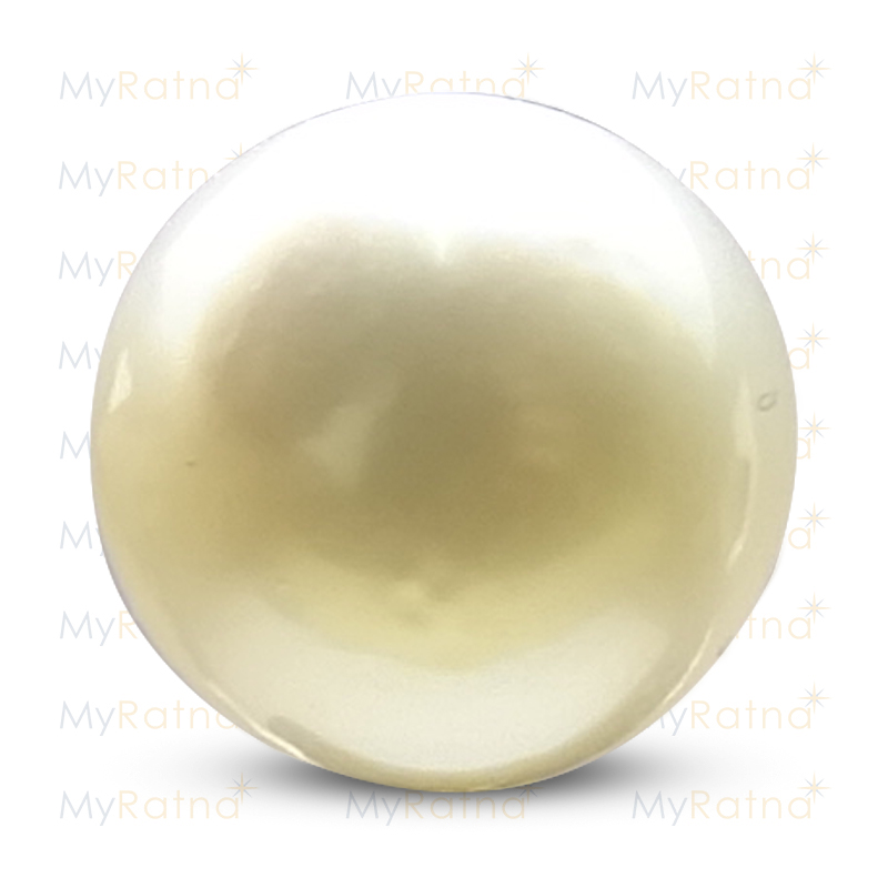 Certified Natural Pearl 5.69 Ct (South Sea) - Prime - MyRatna
