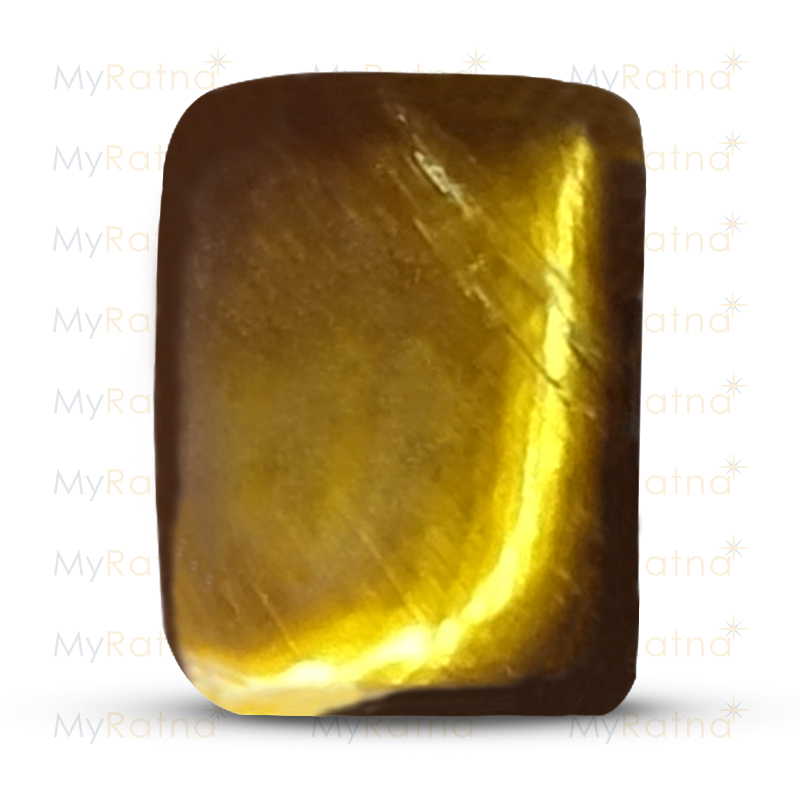 Certified Natural Tigers Eye 2.54 Ct - Limited - MyRatna
