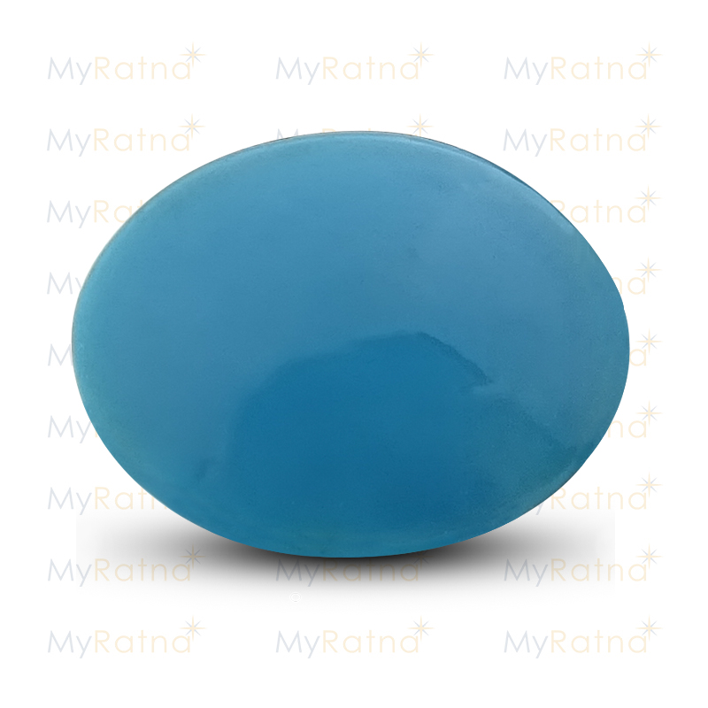 Certified Natural Turquoise 7.62 Ct - Prime - MyRatna