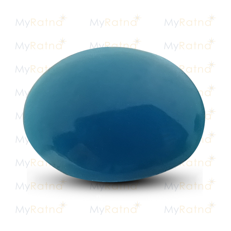 Certified Natural Turquoise 3.93 Ct - Prime - MyRatna