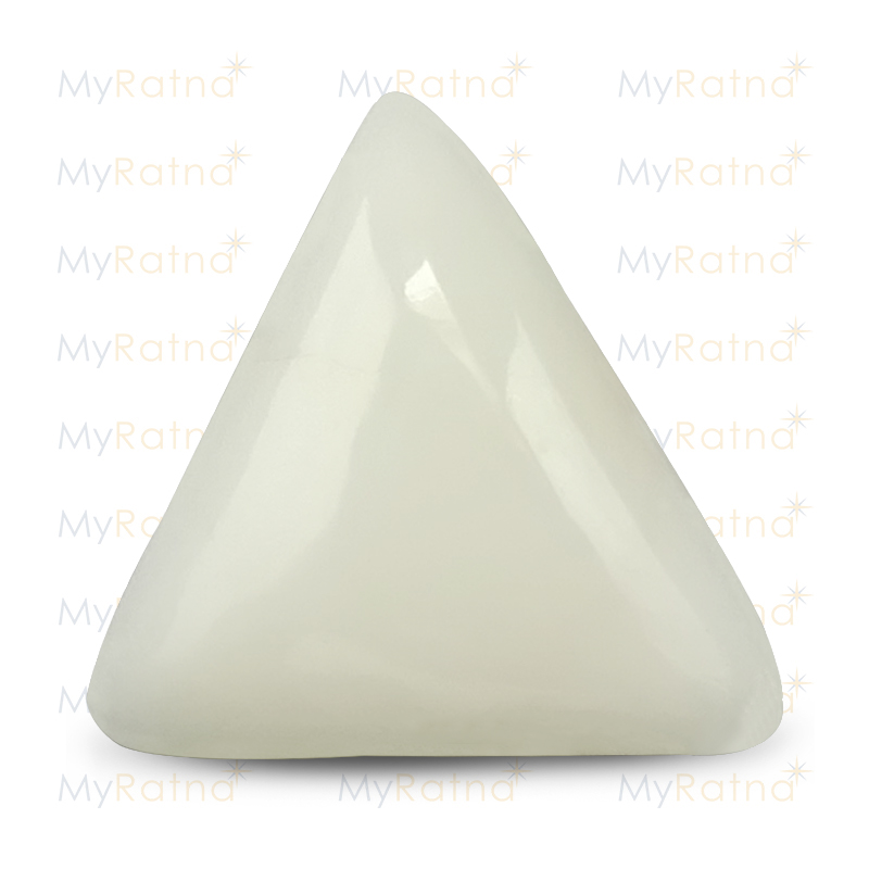 Certified Natural White Coral 3.03 Ct - Prime - MyRatna