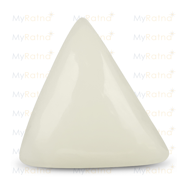 Certified Natural White Coral 2.18 Ct - Prime - MyRatna